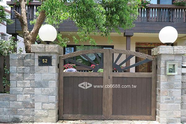 全系列鍛造鐵門、住宅玄關門