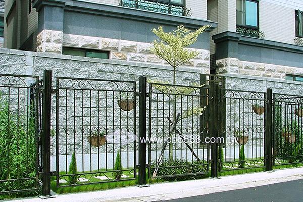 圍牆欄杆、陽台欄杆系列
